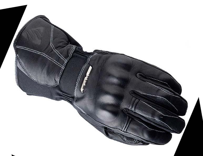 gants moto hiver - five wf skin-minu zero