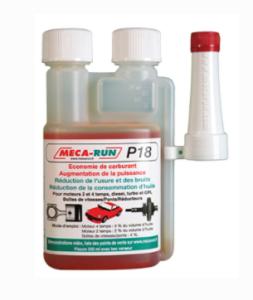 Mécarun P18 - additif huile moteur